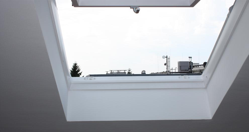 Dachfenster Endergebnis